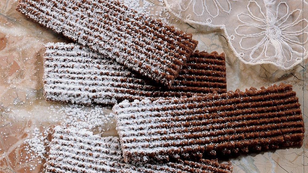 Chocolate Spritz