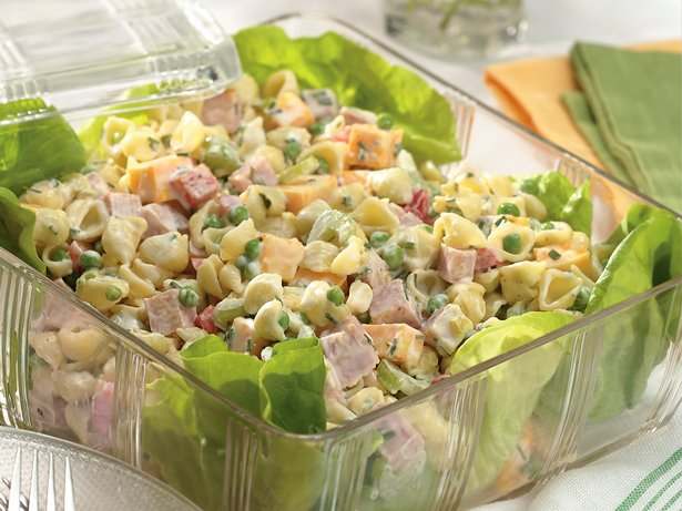 30-Minute Ham and Pasta Salad