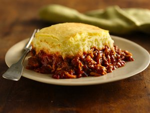 Gluten Free Easy Sloppy Joe Pot Pie