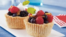 Sugar Cookie Fruit Cups Recipe