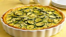 Italian Zucchini Crescent Pie Recipe