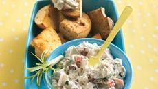 Bacon-Crab Dip Recipe