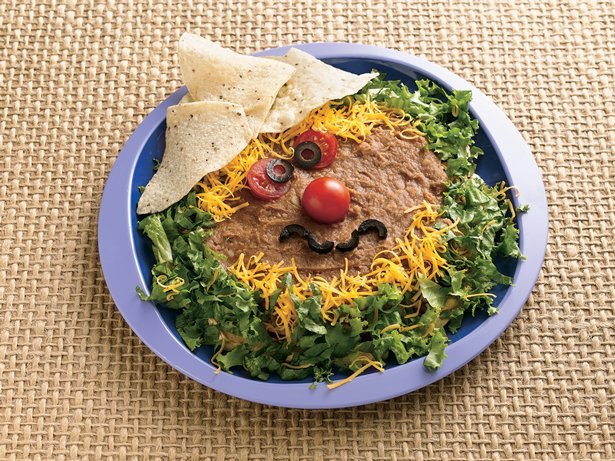 Scarecrow-d Taco Dip