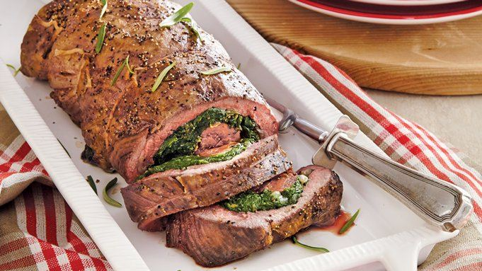 Roasted Venison Loin - Fox Valley Foodie