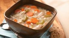 Homemade Turkey Soup Recipe