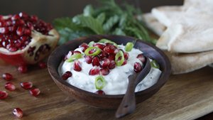 Dill-icious Greek Yogurt Dip
