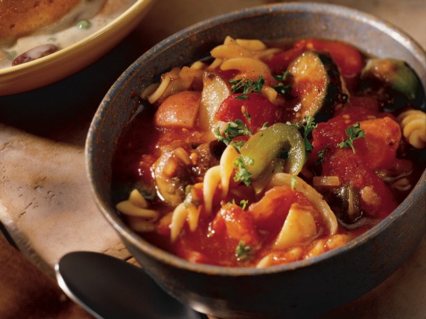 Roasted-Vegetable Stew