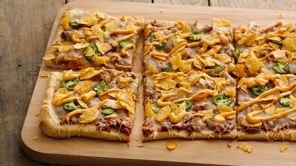The Pudgy Pig Pizza