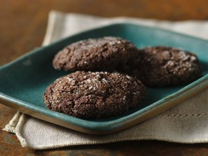 Gluten Free Quick Mix Chocolate Cookies