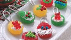 Kiddy Pop Ornaments Recipe