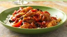 Spanish Chicken Recipe