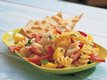 Caribbean Crabmeat Pasta Salad
