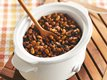 Slow Cooker Three-Bean Beer Pot