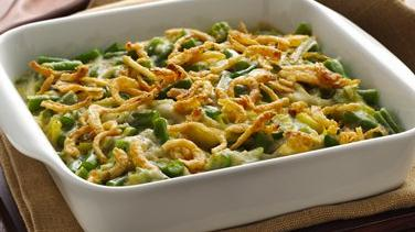 Green Beans with Leeks