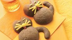 Scary Cat Cookies Recipe