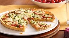 Tomato and Onion Tart Recipe