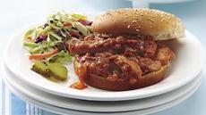 Slow-Cooked Barbecued Pork on Buns Recipe