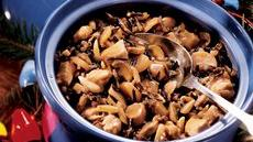 Chicken Wild Rice Amandine Recipe