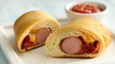 Bacon-Burrito Crescent Dogs Recipe