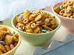 Honey Nutty Chex Mix