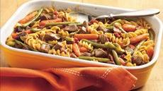 Beef, Bacon and Noodle Bake Recipe