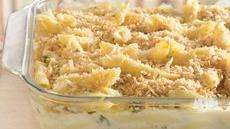 Four-Cheese Pasta Recipe