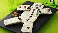 VooDoo Doll Cookie Recipe