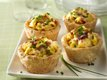 Scrambled Egg Biscuit Cups