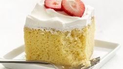Healthified Tres Leches Cake