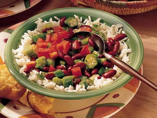 Red Beans and Rice for Two