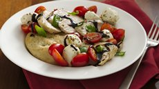 Chicken Caprese Focaccia Recipe