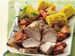 Roasted Pork Tenderloins and Vegetables