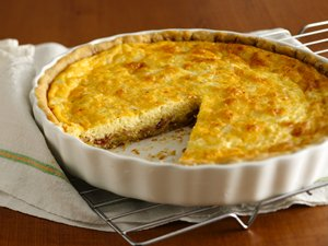 Gluten&#32;Free&#32;Quiche&#32;Lorraine