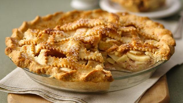 Image of Apple Cream Pie, Pillsbury