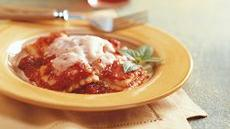 Ravioli with Tomato Basil Recipe