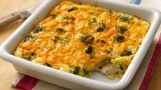 Tuna and Broccoli Bake Recipe