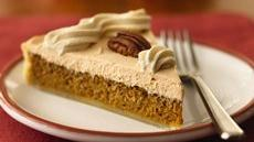 Pumpkin Butterscotch Cream Tart Recipe