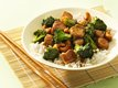 Cashew Chicken and Broccoli