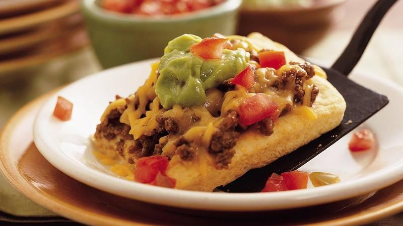 Party Taco Sandwich