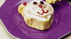 Teddy Bear Cinnamon Rolls Recipe