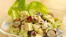 Curried Chicken and Grape Salad Recipe