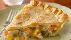 Super Easy Chicken Pot Pie Recipe