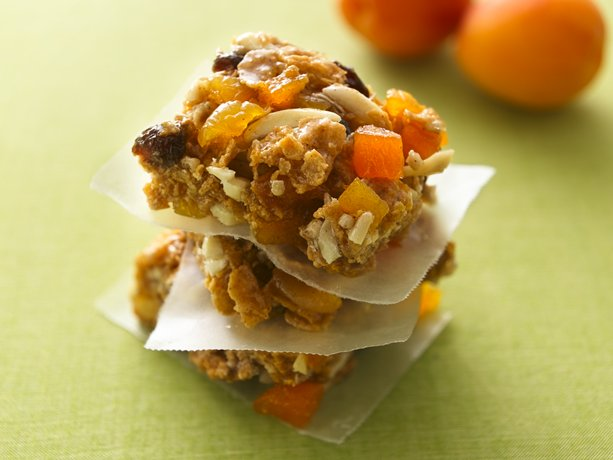 Image of Apricot-almond Energy Bars, Betty Crocker