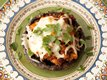 Turkey and Chorizo Stuffed Portabella Mushrooms