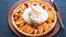 Pear Cranberry Tart
