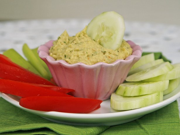 Herb Hummus