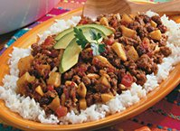 Slow Cooker Picadillo