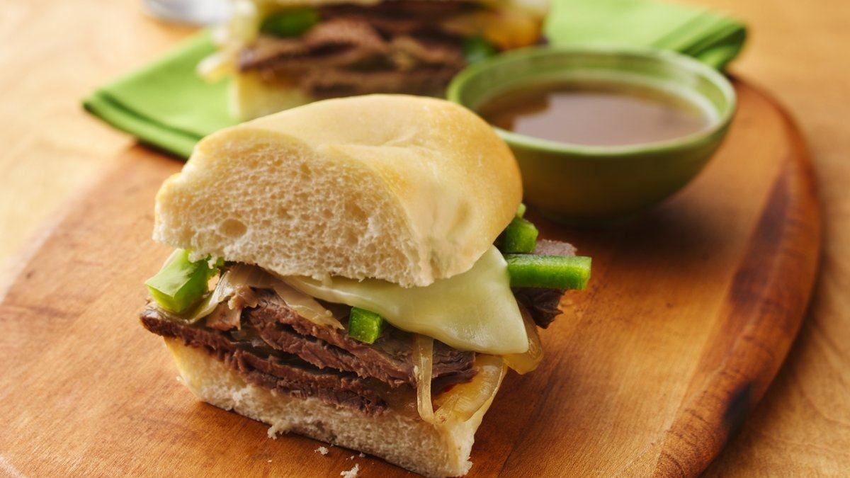French Dip Sandwiches - Life Made Delicious