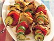 Sweet-and-Sour Grilled Swordfish Kabobs