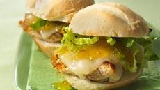 Grilled Spicy Chicken Sandwiches Recipe
